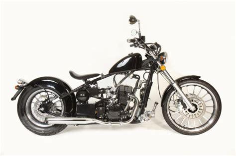 Wmi Motorrad Chopper Dragtail 125 by Wmi Barhog 125 Motorrad