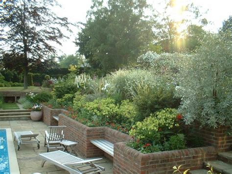 Brick Walls Landscaping Ideas Pictures Creative Garden Garden Walls Design