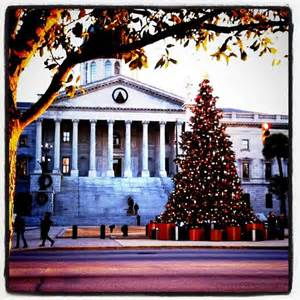 christmas tree at sc state house columbia sc flickr