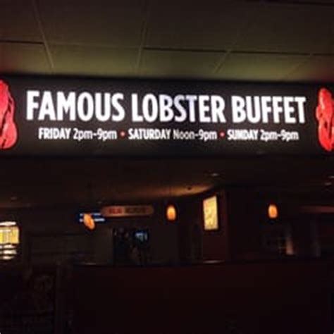 famous lobster buffet 132 photos buffets northwest