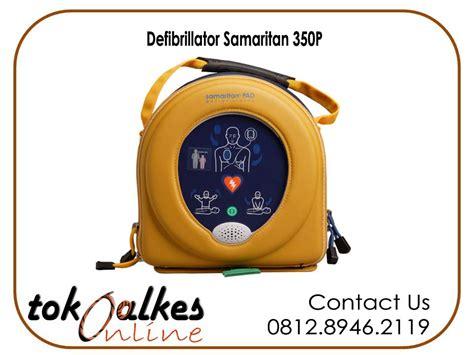 Alkes Aed defibrillator samaritan 350p toko alat kesehatan