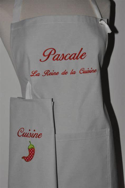 cadeau cuisine femme box cadeau tablier de cuisine homme ou femme personnalis 233 gris