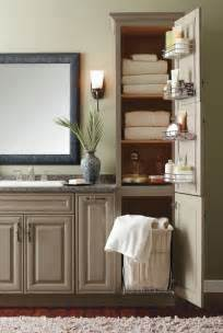 cabinets in bathroom 20 clever designs of bathroom linen cabinets home design