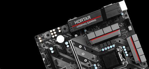 Motherboard Intel Msi Z270m Mortar overview for z270m mortar motherboard the world leader in motherboard design msi global