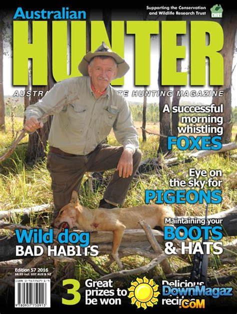 australian hunter edition
