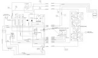 wiring diagram for club car power drive 3 charger diagram