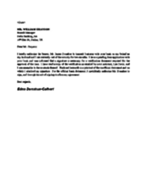 authorization letter for bank transaction sle how to write a bank authorization letter with sle