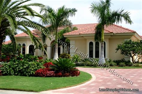 tropical front yard landscaping ideas front yard tropical landscaping ideas outside
