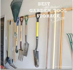 Garage Storage Yard Tools Best 25 Garden Tool Storage Ideas On Garden
