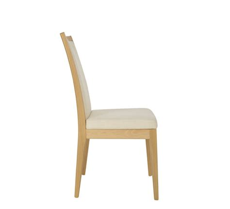 padded dining chair romana padded back dining chair dining chairs ercol