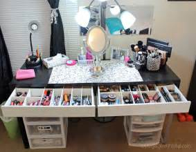 room tour updated makeup collection