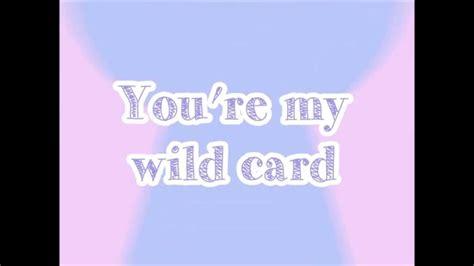 download wild card hunter hayes with lyrics on screen hunter hayes wild card with lyrics youtube