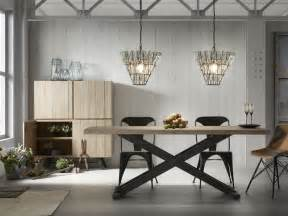 Solid Wood Dining Room Table vita collection the new collection of marked industrial