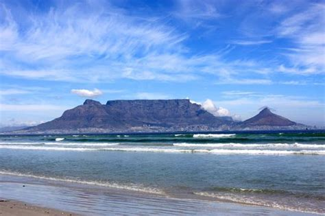 Table View by Table View Picture Of Bloubergstrand Cape Town