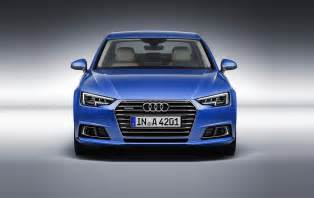Audi A4 News New 2016 Audi A4 In Pictures It S All All New Honest By