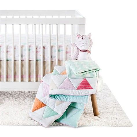 Circo Crib Bedding Circo 4pc Crib Bedding Set Triangle Adelyn Michael Crib Bedding