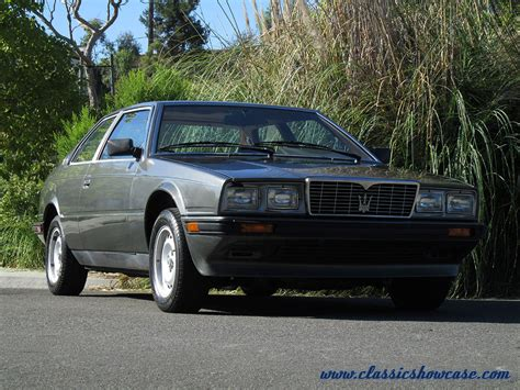 maserati biturbo sedan 1985 maserati biturbo 31 free car wallpaper