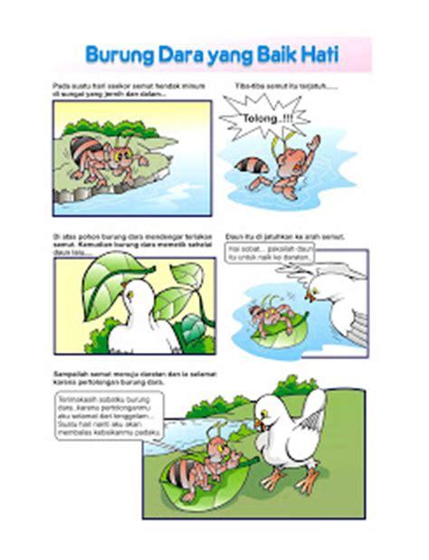 Buku Buku Anak Buku Bergambar Seri Fabel Kaya Akan Pesan jasa ilustrator buku anak contoh ilustrasi dalam buku