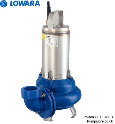 Pompa Air Lowara jual submersible lowara harga murah jakarta oleh pt sarana teknik 2