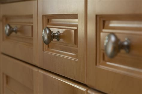 a reader asks what is the correct size for cabinet handles