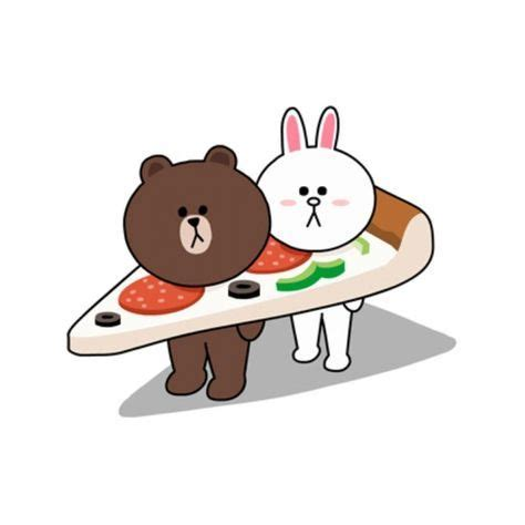 Monet Flower Crown Rabbit Diary Deco Stickers 18 best brown and cony images on cony brown line sticker and line friends