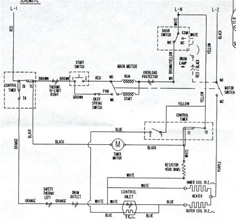 whirlpool dryer schematic wiring diagram wiring diagram