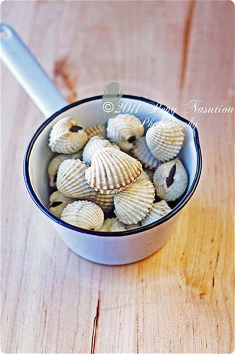 Kerang Darah sup kerang darah indonesia eats authentic