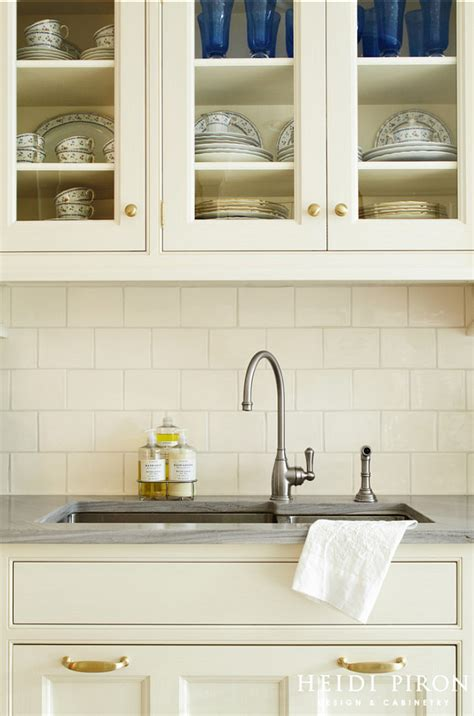 Hardware For White Kitchen Cabinets by Classic White Kitchen Design Happy New Year Home