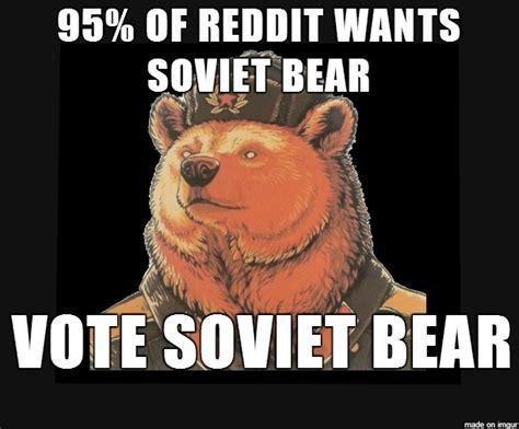 Meme Bear - soviet bear meme memes