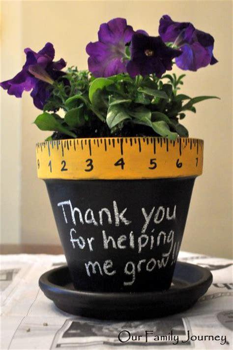 crafts for teachers gift appreciation week gift ideas