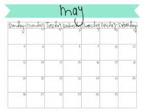 free may calendar template may 2013 calendar template free printable live craft eat