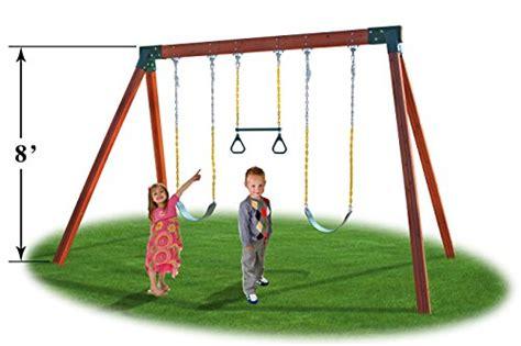 Classic Cedar Swing Set Endurro The Best Kids Indoor