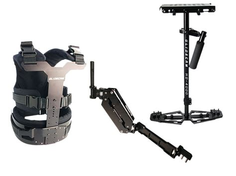 Glidecam Pod For Glidecam 2000 Pro 4000 Pro Hd 1000 glidecam glidecam smooth shooter hd4000 steady kit 1 arm camco new