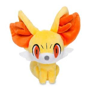 Pokemon Decor Fennekin Pok 233 Doll Plush Pok 233 Mon Center Original