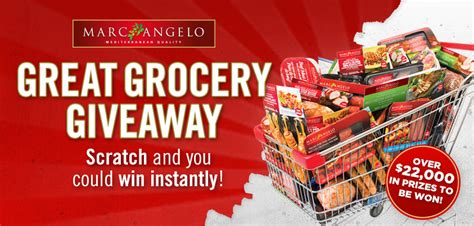 Great Grocery Giveaway - the great grocery giveaway bbq time with marcangelofoods life on manitoulin
