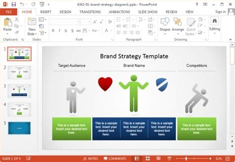 Best Marketing Plan Templates For Powerpoint Brand Plan Template Ppt