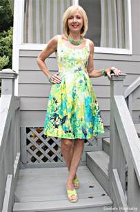 fashion over 50 summer dresses southern hospitality