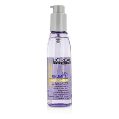 Loreal Serum Liss Unlimited Evening Primrose 125ml l oreal professionnel expert serie liss unlimited