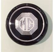 MGA Roadster Coupe Steering Wheel Center Cap Emblem  S&ampC