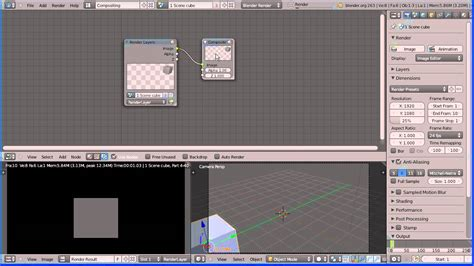 tutorial blender compositing blender 2 6 tutorial introduction to compositing using