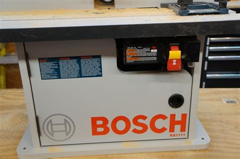 bosch router table ra1171 bosch cabinet style router table ra1171 review tools in