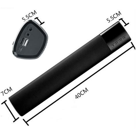mini dj bass portable bluetooth speaker b28 black jakartanotebook