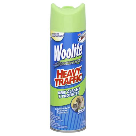woolite carpet cleaner woolite heavy traffic carpet rug upholstery cleaner 22 oz 623 g