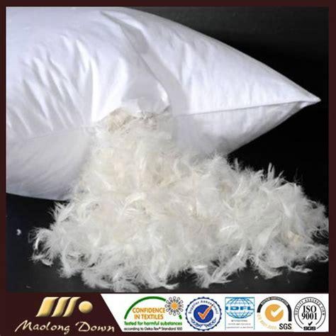 cm plumas de ganso blanco  la venta cojines almohadas de material de relleno  precio