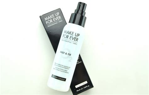 Makeup Forever Mist And Fix makeup forever mist fix setting spray review makeup vidalondon