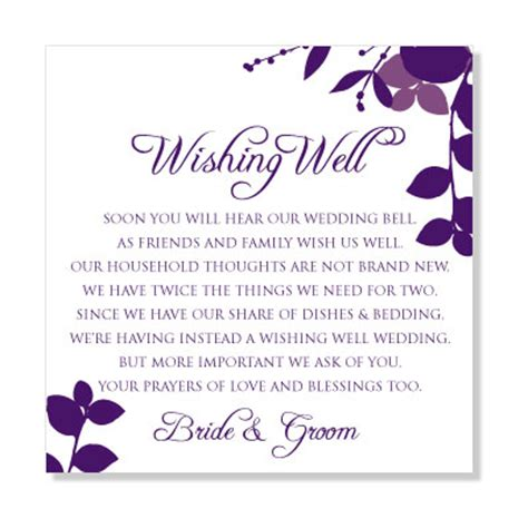 Bridal Shower Gift Card Poem - bridal shower poems and quotes quotesgram
