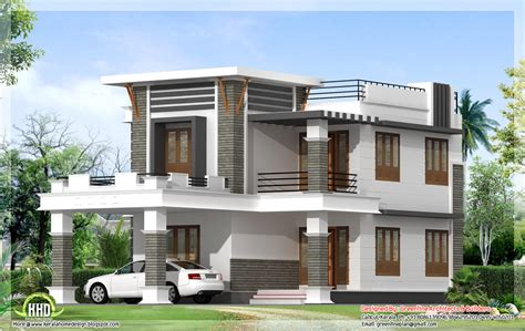 kerala home design flat roof 1800 sq ft flat roof home design kerala home design