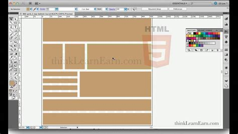 tutorial website using dreamweaver dreamweaver cs6 online tutorials 960 grid fluid