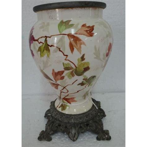 floreros antiguos de porcelana jarr 211 n antiguo esmaltado siglo xx 155 jarrones