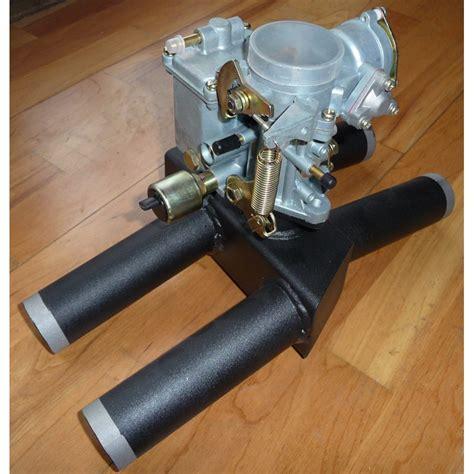 Manifold Single honda goldwing gl1000 1100 single manifold with carburetor